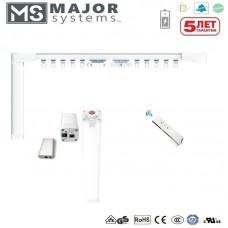 Электрокарнизы на аккумуляторе MAJOR SYSTEMS MI серии