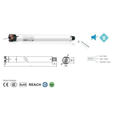 Major Systems MSEB40-6/28 (RF)